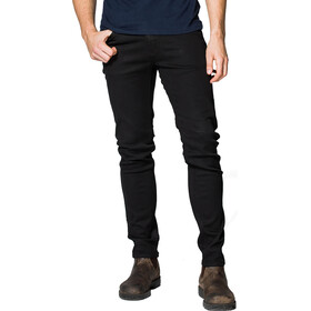 DUER No Sweat Broek Slim Heren, black